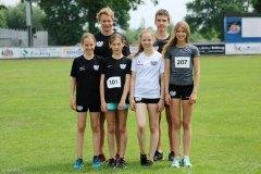 Burgmannstädter Schülersportfest in Horstmar | 03.06.2017