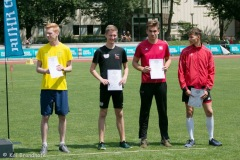 NRW-Jugendmeisterschaften in Duisburg | 22.06.2019