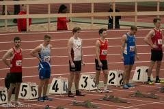 Lukas Genenger und Ole Patterson 60m Männer