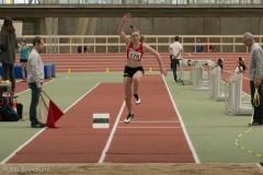 Maja Huesmann Dreisprung U18