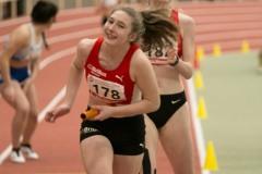 Luisa Manegold und Maja Huesmann 4x200m U18