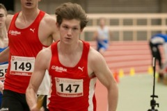 Justus Hilling und Lukas Genenger 4x200m Männer