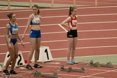 Liv Patterson 60m Hürden-Finale