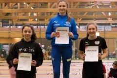 Westf. U16-Hallenmeisterschaften | 03.03.2019