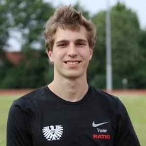 Trainer Jonathan Heimer