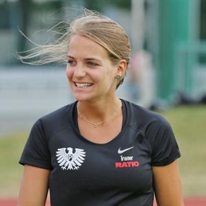 Trainerin Ronja Siekmann