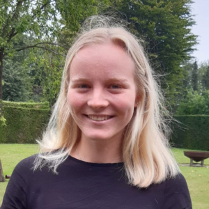 Trainerin Maria Brinkmann